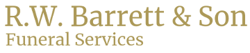 Funeral Planning Services in Newcastle from RW Barrett & Son